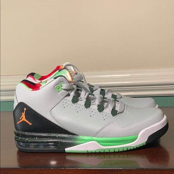 new arrival e7b3b 4f7f7 Nike Jordan flight origin 2 gs